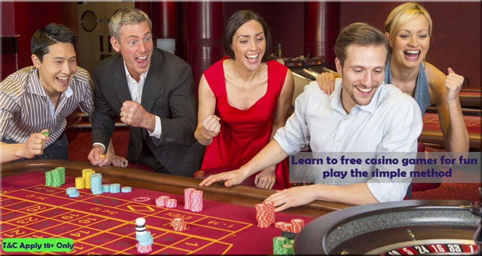 Learn to free casino games for fun play the simple method – Delicious Slots