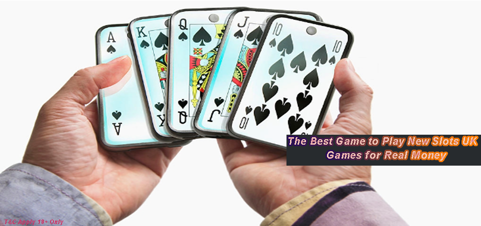 The Best Game to Play New Slots UK Games for Real Money – Delicious Sots