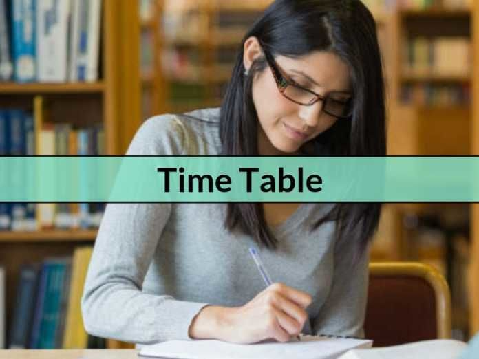 Assam HS Time Table 2019: Check AHSEC 2nd Year Schedule