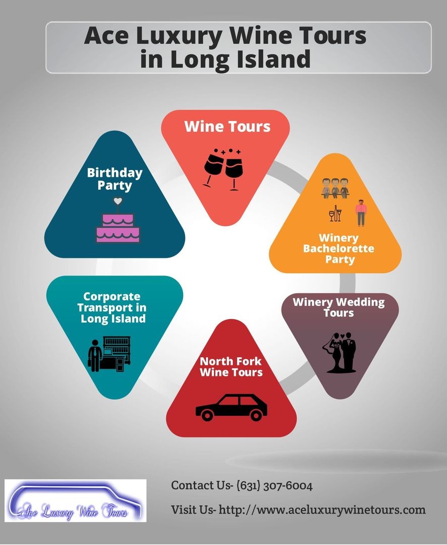 Long Island Winery Bus Tours