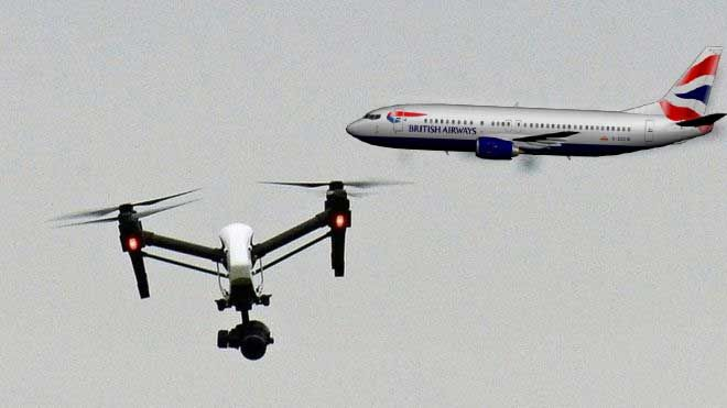 Heathrow Drone Protest– Two People Arrested Over Climate Change Action! | Smart Travel Deals | Blog