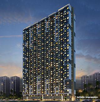 Buy 2 BHk Luxurious Apartments in Mumbai