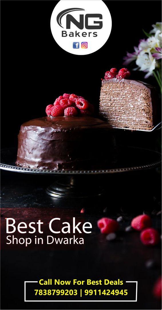 Best Bakery Shop Dwarka