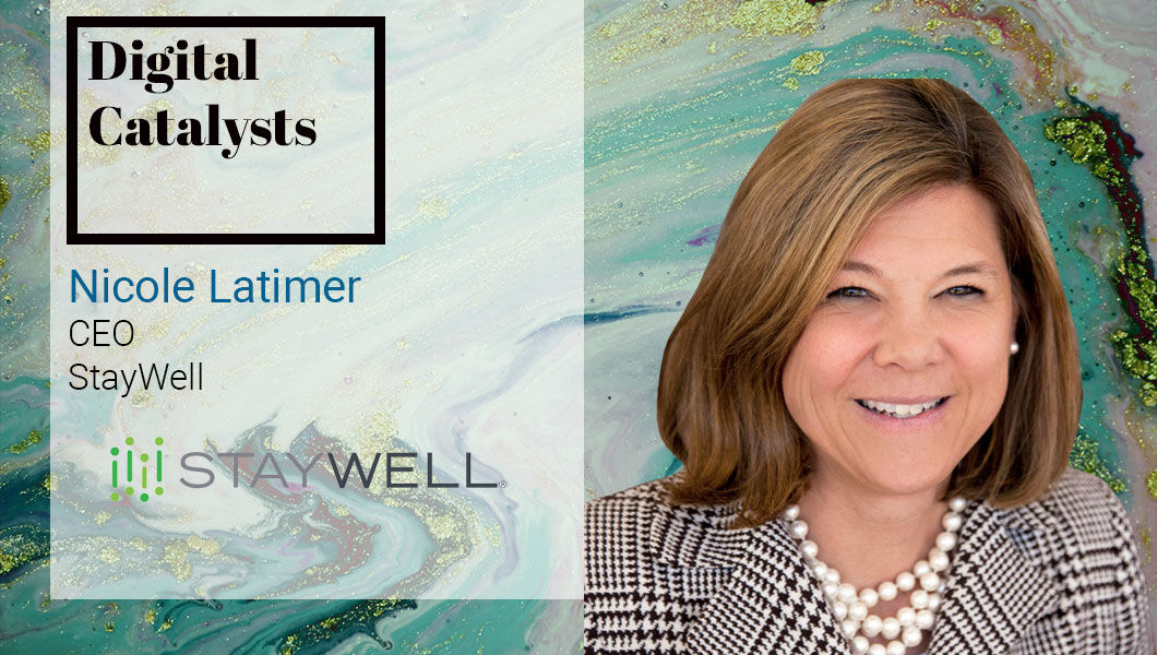 Interview with Nicole Latimer, CEO of StayWell   The Digital Enterprise