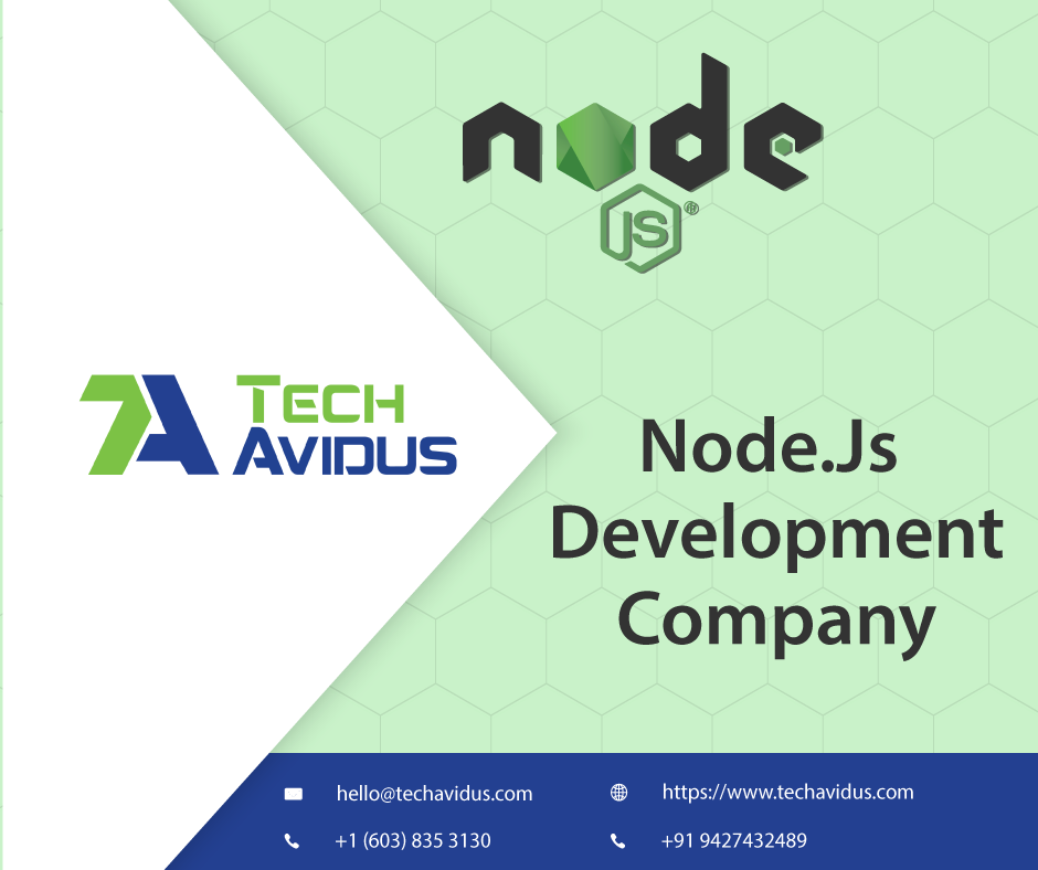Hire Node js Developer