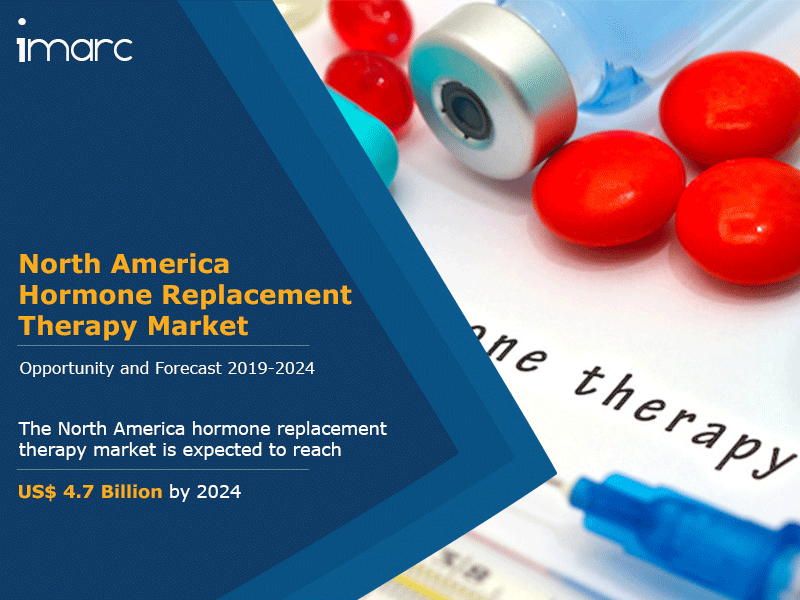 North America Hormone Replacement Therapy Market Report and Forecast 2019-2024