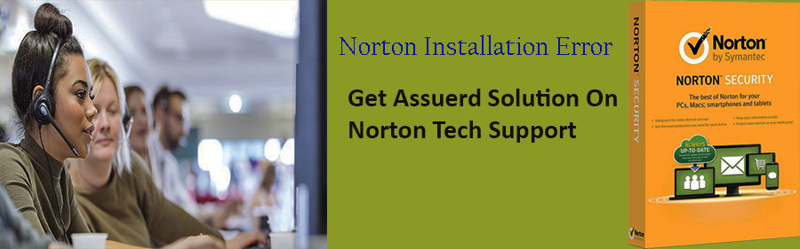 Norton Installation Error Occur Contact Norton Tech Support Number