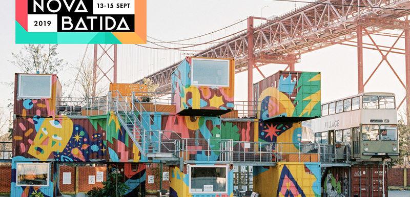 Nova Batida 2019 is calling! Get the Portugal visa & fly!