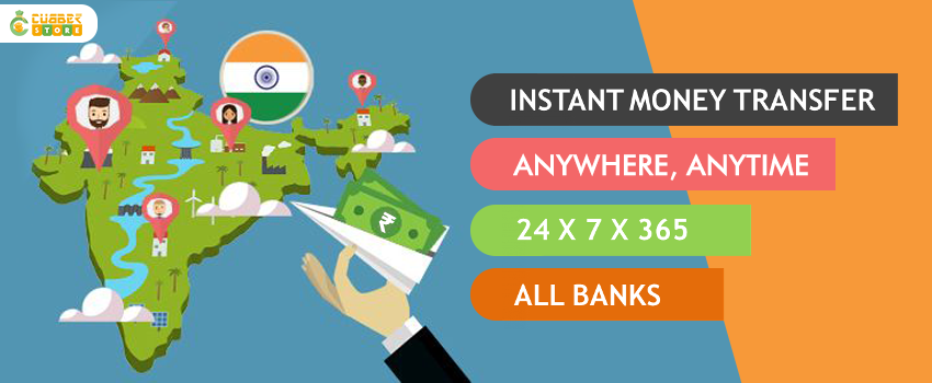Now Experience Best Online Money Transfer Services on Your Cubber Store App