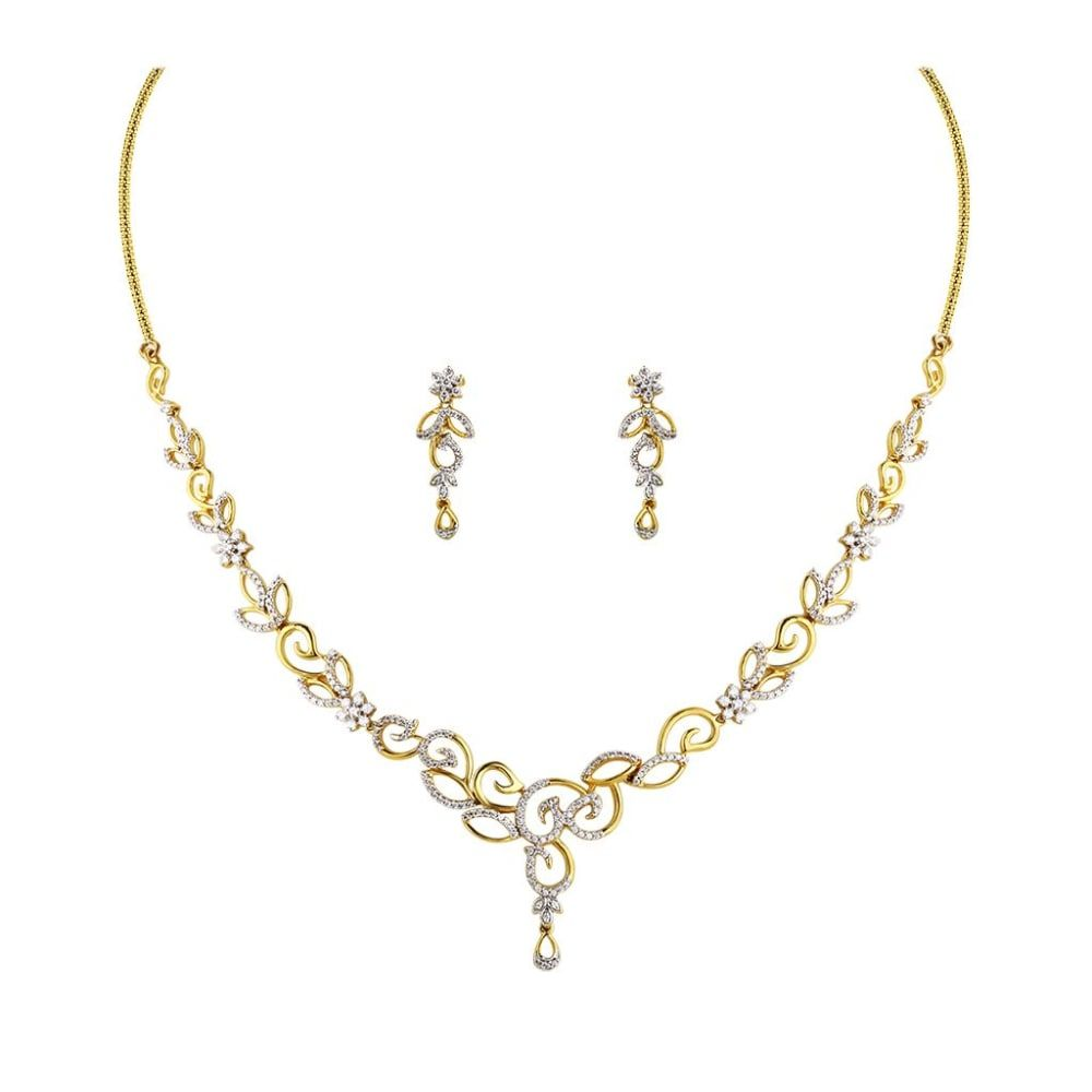 Buy Necklace Sets Designs Online Starting at Rs.86274 - Rockrush India