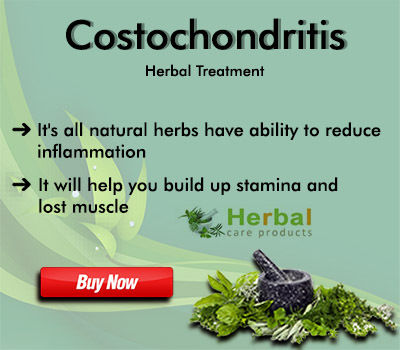 Natural Remedies for Costochondritis - Herbal Care Products Blog
