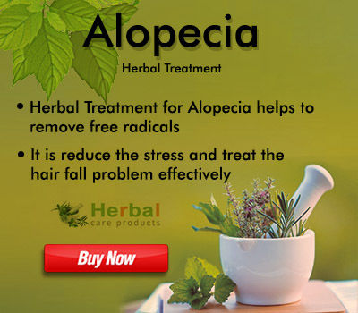 Natural Remedies for Alopecia - Herbal Care Products Blog