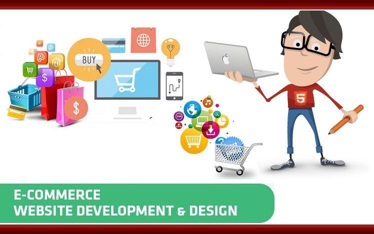 Expert E-commerce Website Development from Software Developers Mumbai - AII Web Design