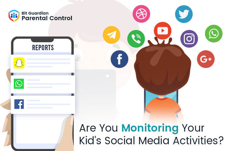 What Is The Appropriate Age To Allow Social Media Access To Kids? -  Bit Guardian Parental Control Android App