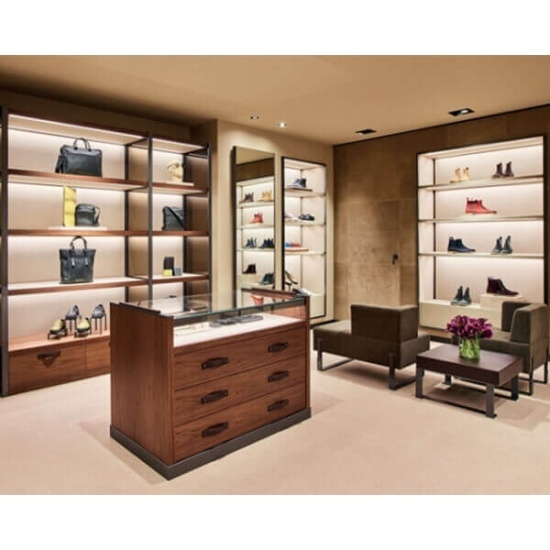 Wood Store Display Fixtures: Easy to Use, Durable and Looks Attractive