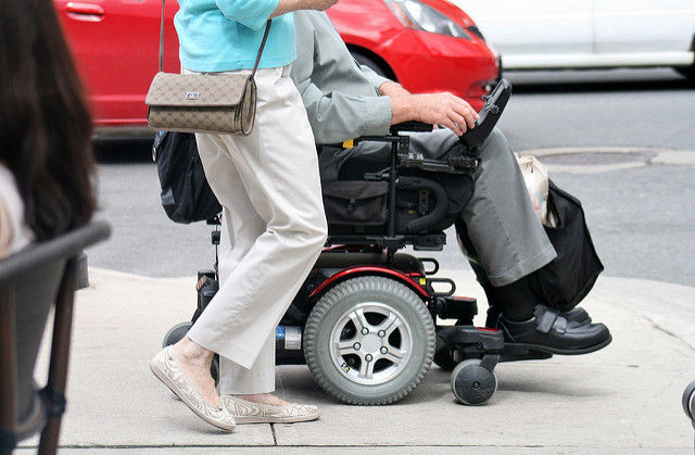 Power Mobility Wheelchairs and Scooters for injured - Mobility Aid