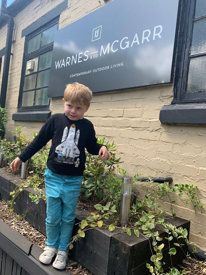 Award-Winning Landscape Design and Build in Staffordshire for Children & You - Warnes McGarr & Co Ltd