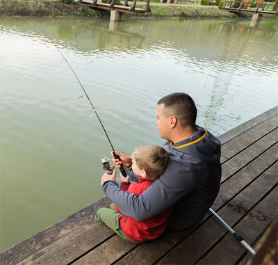 Start Fishing Following Some Fantastic Tricks And Tips  - Just Outdoor Adventure