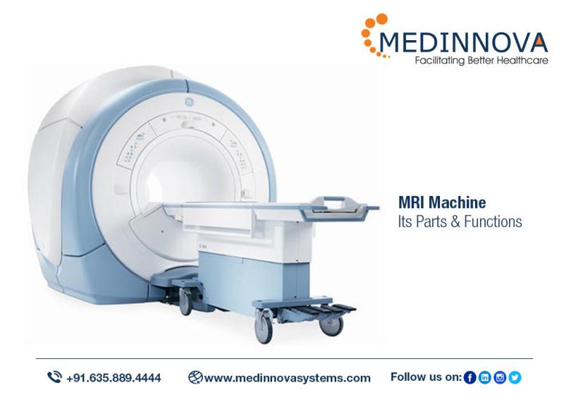 MRI Machine- Its Parts & Functions! – Medinnova Systems
