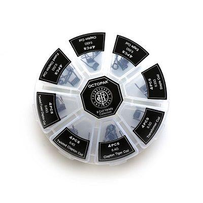 Octopak Prebuilt Coil by ThunderHead Creations - Wholesale Vapor Supplies | USA Vape Distributor