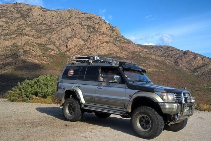 Off Roading Driving Tips