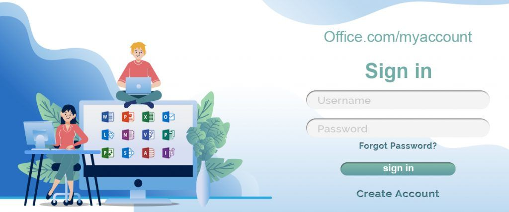 Office.com/myaccount - Setup and Login to your Office Account