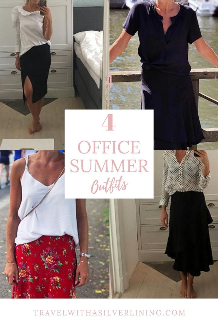 Office Looks for Summer