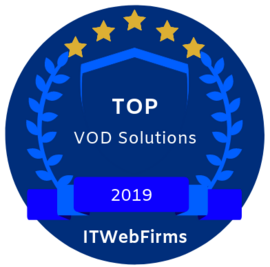 Top 10 OTT & Video On Demand & Live Streaming Solutions in USA & India | ITWebFirms