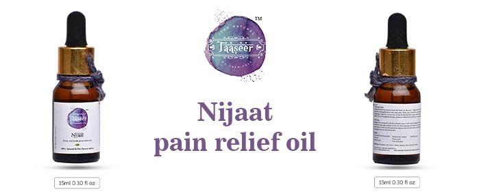 Knee Pain Relief Oil