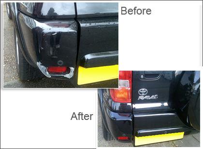 Car Dent Repair Richmond | Hampton | Twickenham | Esher | Car Body Works | Hounslowcoachworks
