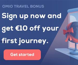 Omio Discount & Omio Promo Code   50% OFF   July - 2019   UK