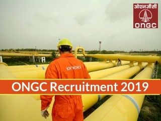 ONGC Recruitment 2019 - Through Gate, Application, Syllabus, Dates
