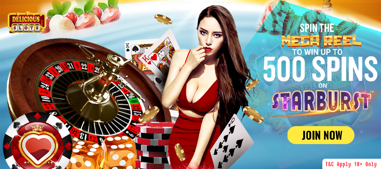 Playtech start live delicious slots and online slot sites uk play