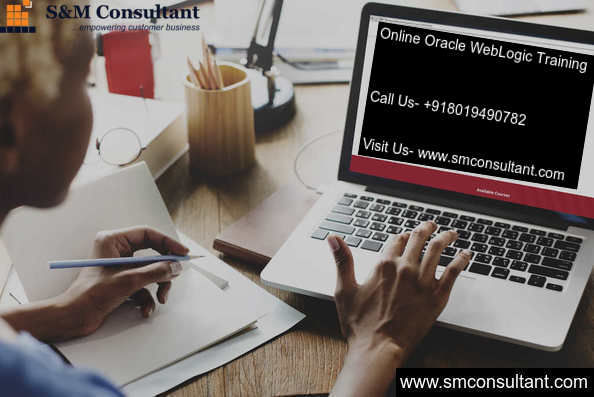 Instructor-led live online training and e-Learning: Online Oracle WebLogic Training