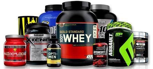 Online Supplements Store