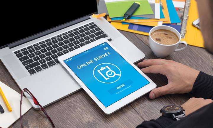 Survey Mobile App Design