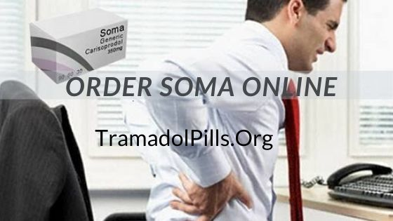 Order Soma Online For Full Relief From Pain| Soma Pain Medicine