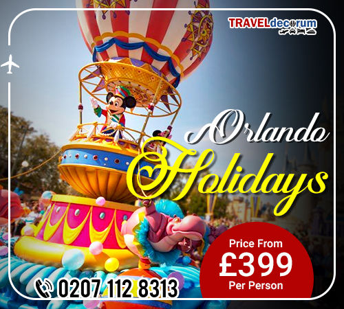 cheap holidays to orlando florida
