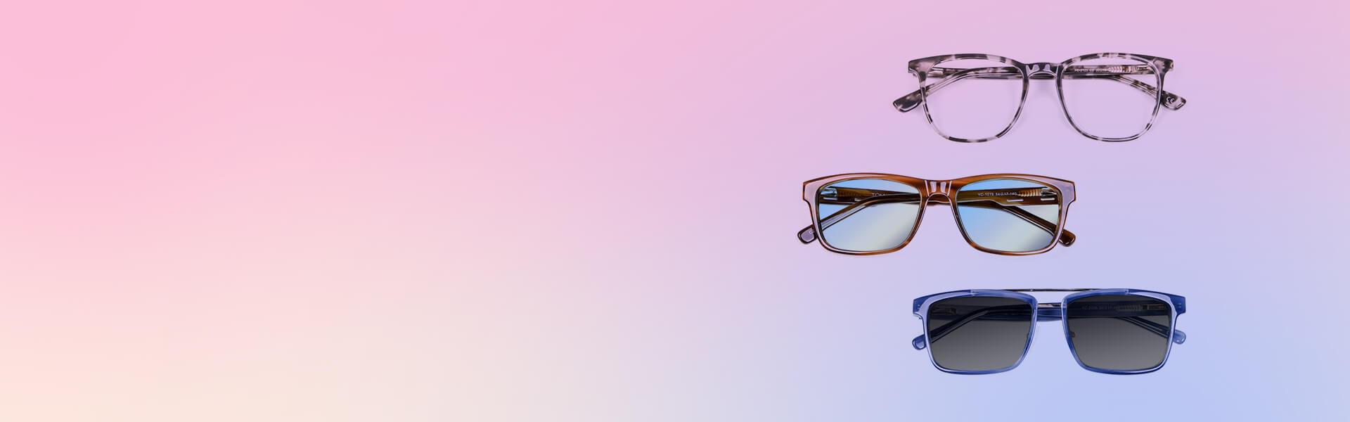 Specscart® Eyeglasses Lens 100% UV & Digital Protection UK