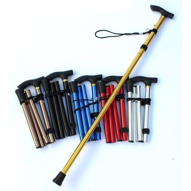 Advantage Of Folding Walking Sticks