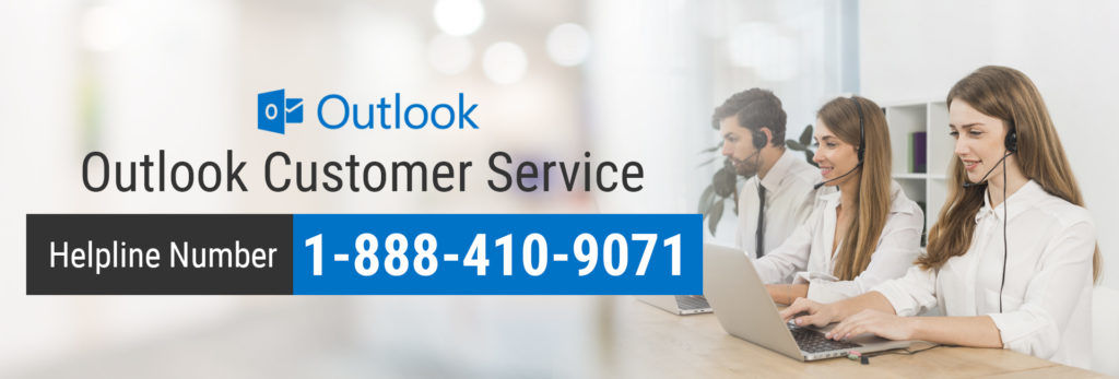 Outlook Customer Service 1-888-410-9071