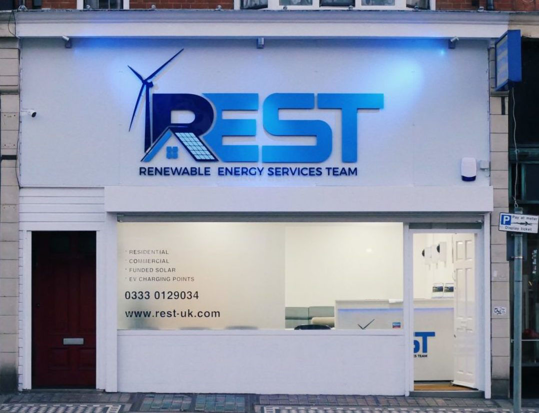 Best Solar Panels Renewable Energy Services In Kent| REST UK