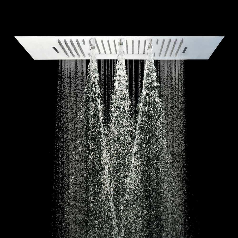 Shower, Best Bathroom Hand Showers, Latest Body Jets From Kerovit by Kajaria