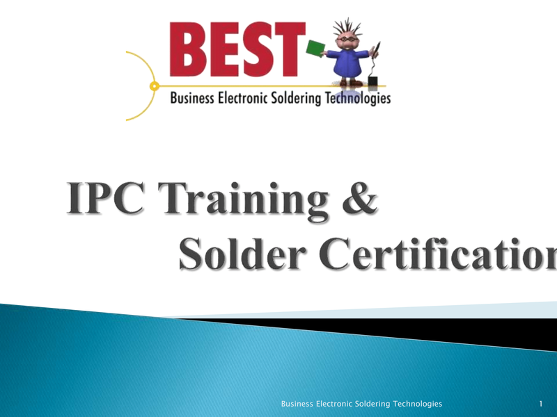 Dropbox - IPC Training and Solder Certification Based on IPC Standards  BEST Inc.pdf - Simplify your life