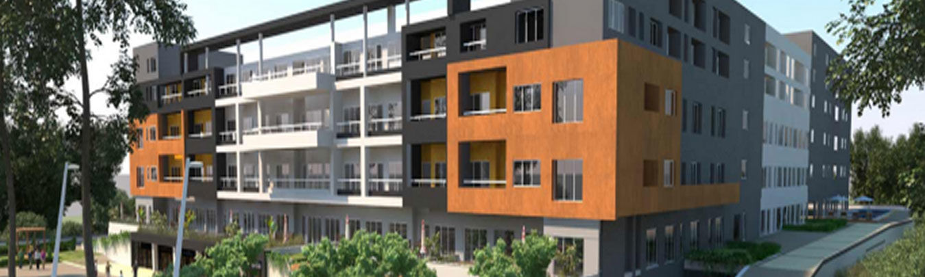 4 BHK Flats in Moradabad - Pacific Star Homes