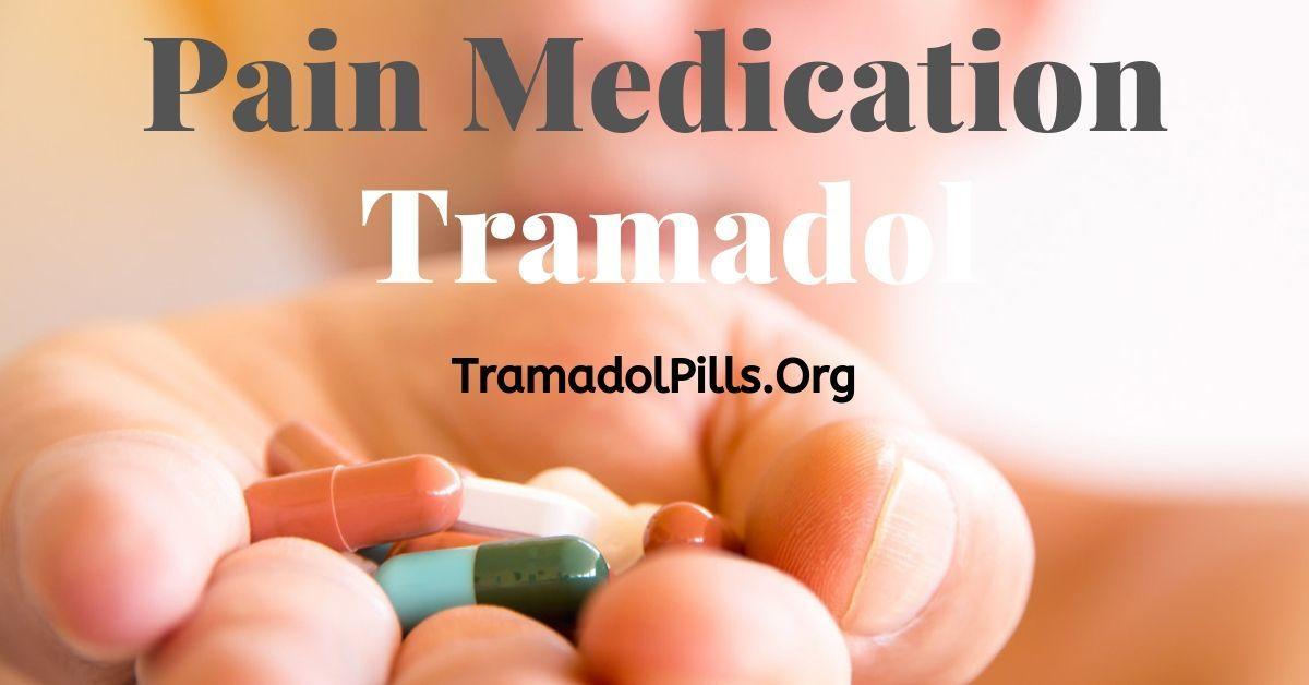 Pain Medication Tramadol