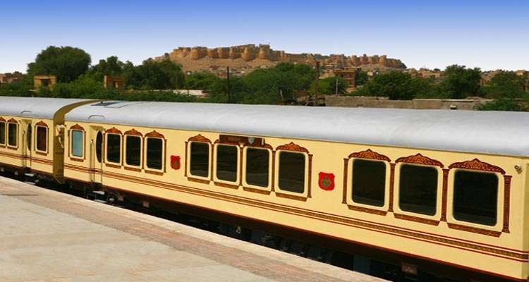Palace On Wheels Package(8D/7N) @ Lowest Price | Book Now