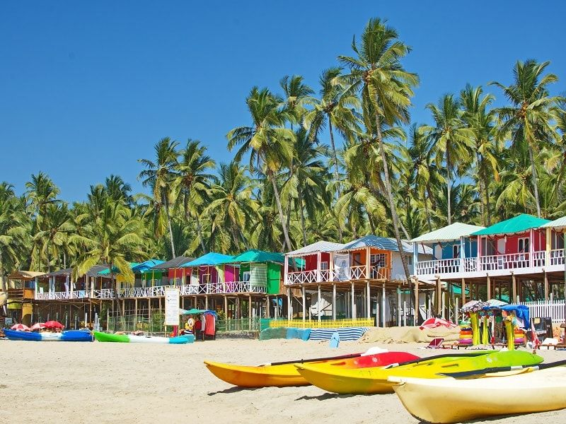 20 Most Beautiful Beaches to Visit in Goa | CrystalTravel Blog