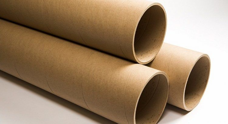 Wide Variety Of Sizes In Cardboard Tubes