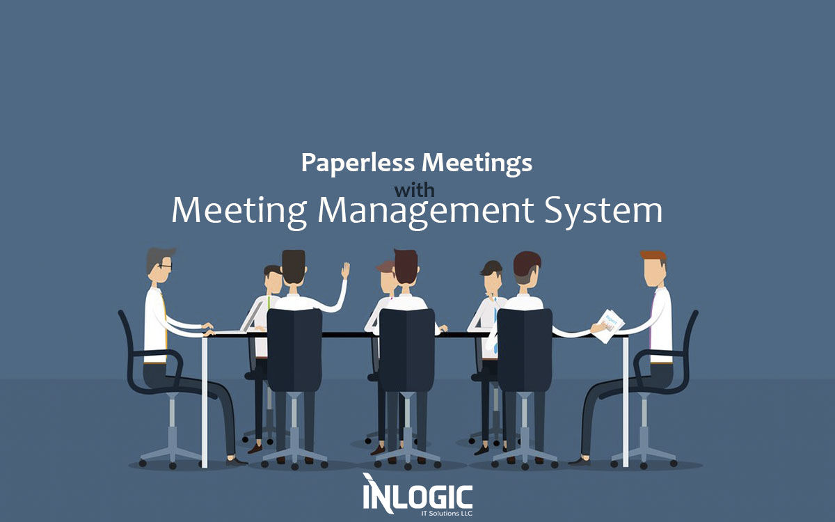 Paperless Meetings with Meeting Management System